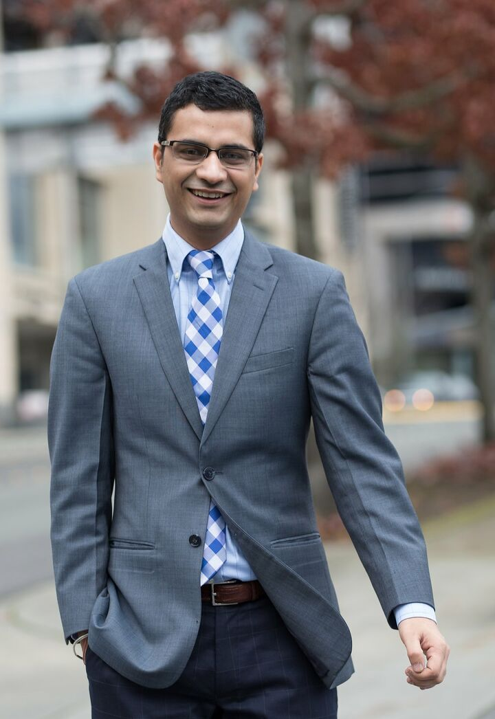 Ankush Bharti, Broker in Bellevue, Windermere