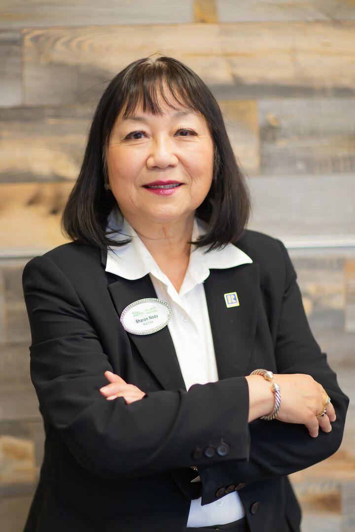 Sharon J. Noda,  in Sacramento, Better Homes and Gardens Reliance Partners
