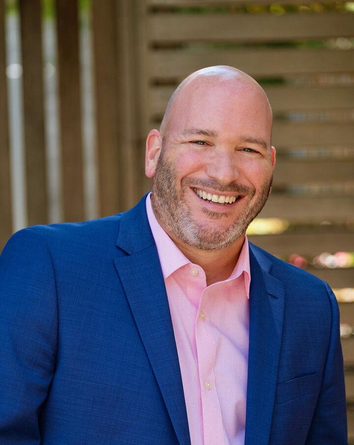David Lucas,  in Palo Alto, Sereno Group