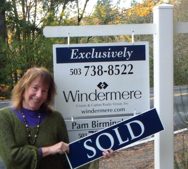 Pam Birmingham, Real Estate Broker in Gearhart, Windermere
