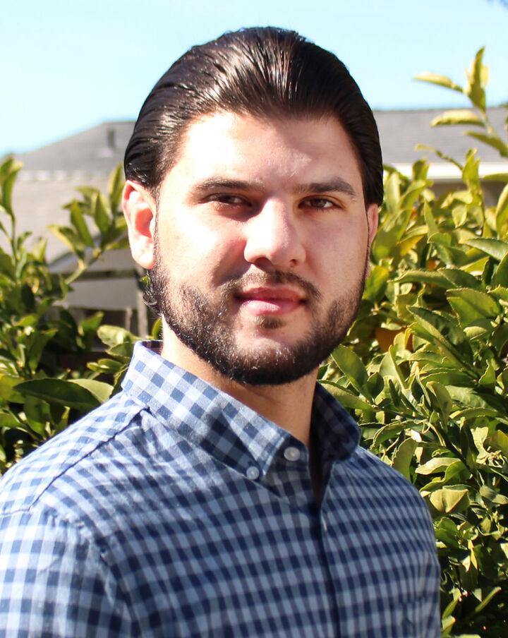 Joseph Twal,  in Burlingame, Sereno